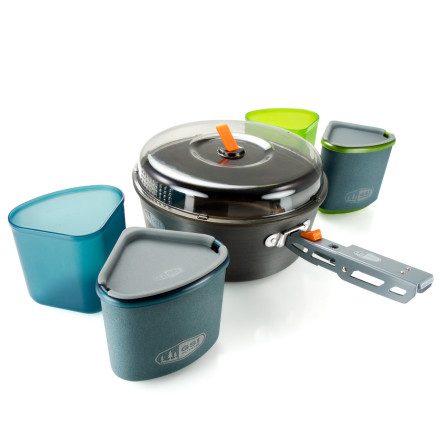photo: GSI Outdoors Pinnacle Hiker Cookset pot/pan