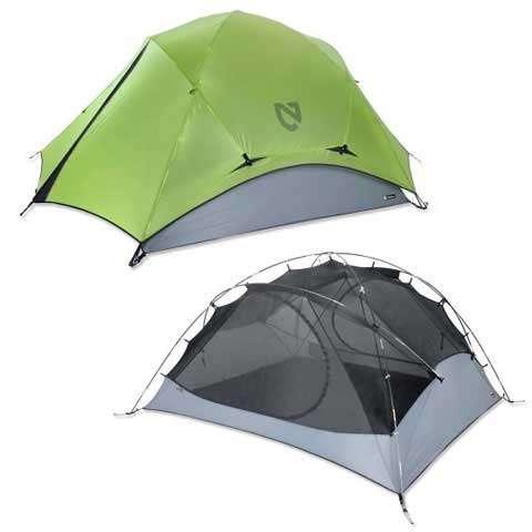 photo: NEMO Losi 2P three-season tent