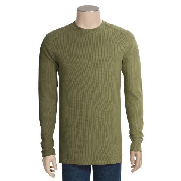 ExOfficio Therma-Wise Long-Sleeve Crew Shirt