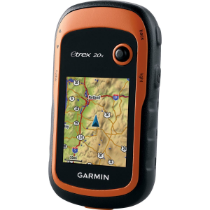 photo: Garmin eTrex 20x handheld gps receiver