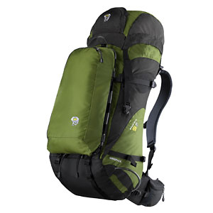 photo: Mountain Hardwear Windpack weekend pack (50-69l)