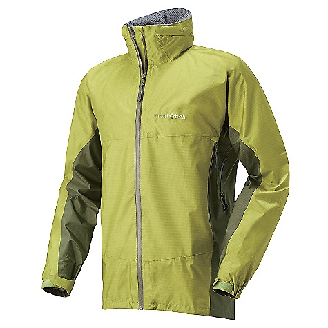 photo: MontBell Storm Cruiser Jacket waterproof jacket