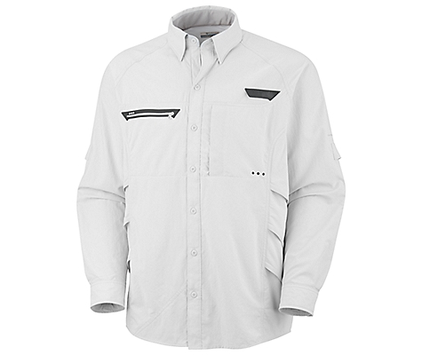 Columbia Airgill Chill Long Sleeve Shirt