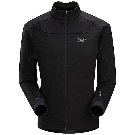 photo: Arc'teryx Trino Jersey LS wind shirt