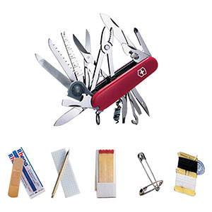 photo: Victorinox Swiss Army SwissChamp SOS Set multi-tool
