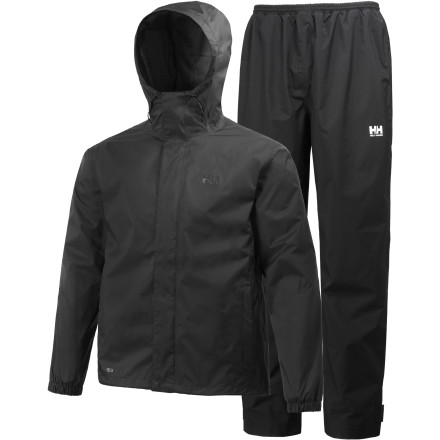 photo: Helly Hansen Seven J Set waterproof jacket