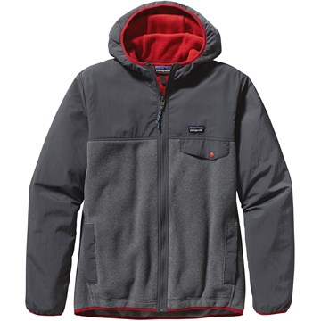 photo: Patagonia Men's Shelled Synchilla Jacket fleece jacket