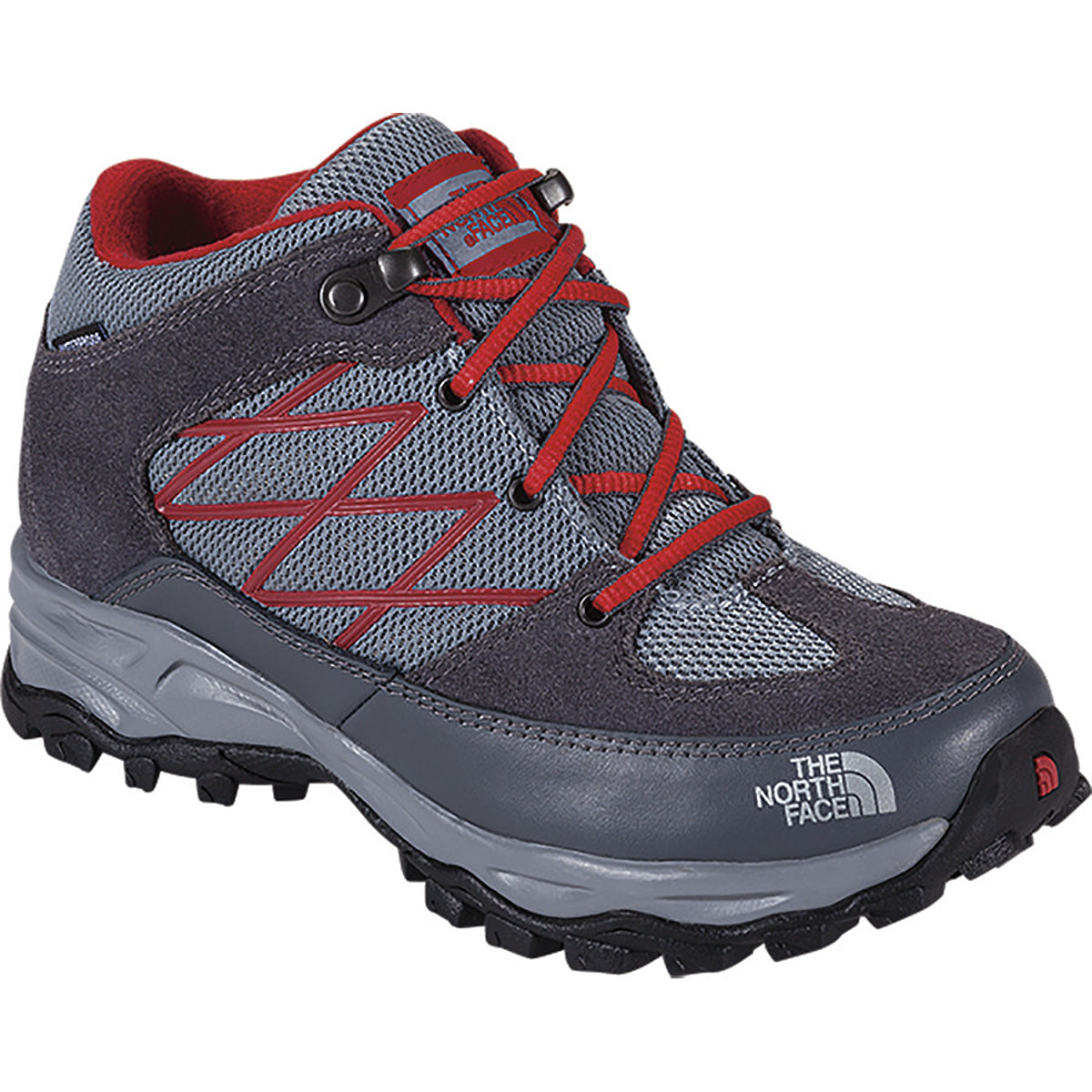 photo: The North Face Boys' Storm WP trail shoe