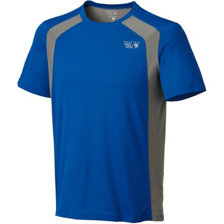 Mountain Hardwear Wicked Lite Double Short Sleeve T