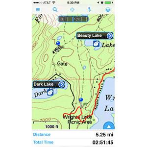 Gaia GPS App & Offline Topo Maps