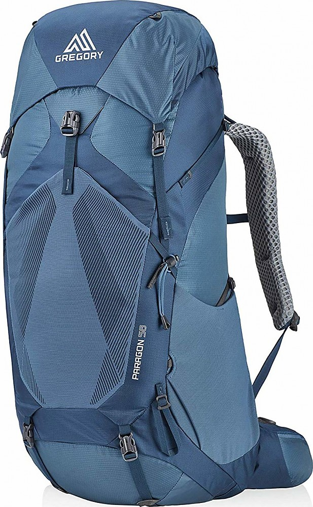 photo: Gregory Paragon 58 weekend pack (50-69l)