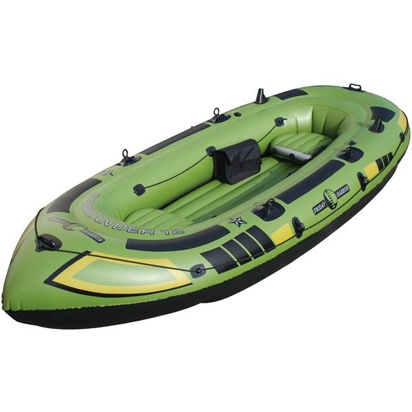 photo: Advanced Elements Friday Harbor Commander12 recreational raft
