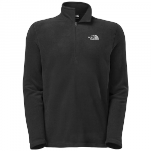 photo: The North Face TKA 100 Glacier 1/4 Zip fleece top