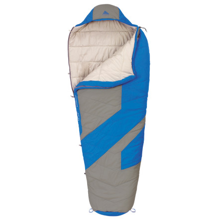 photo: Kelty Light Year XP 40 warm weather synthetic sleeping bag