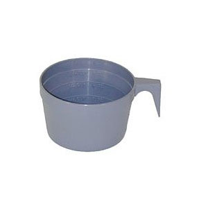 Metal-Ware Drinking and Measuring Cup