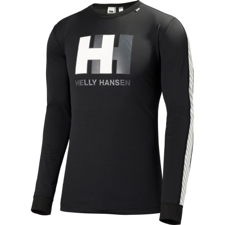 photo: Helly Hansen One Graphic LS long sleeve performance top