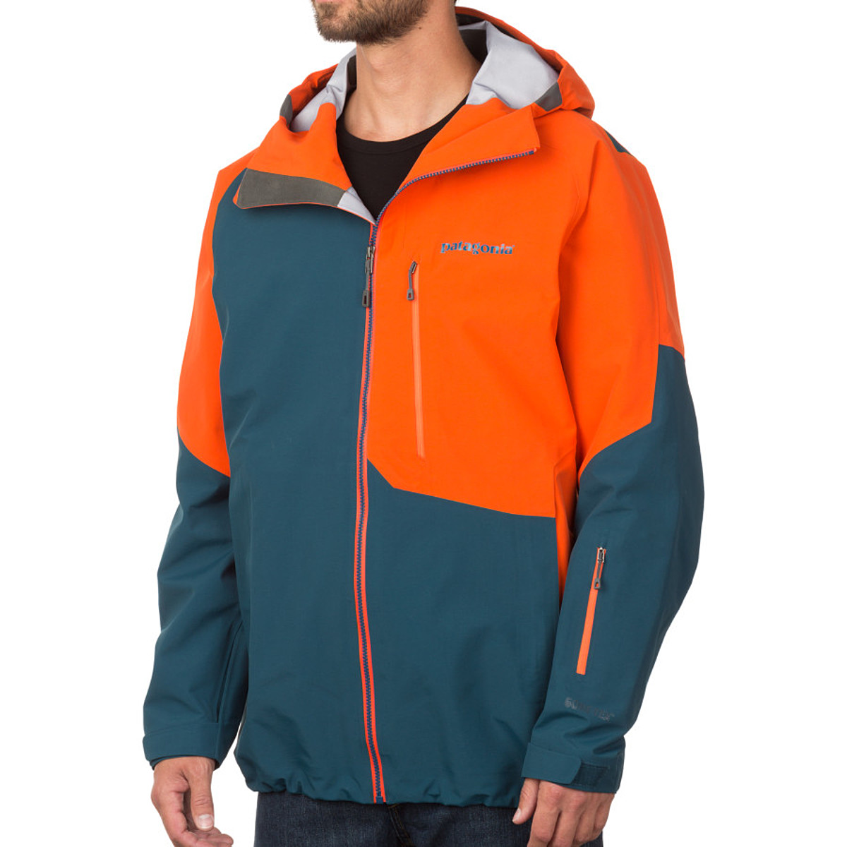 photo: Patagonia Men's Primo Jacket snowsport jacket