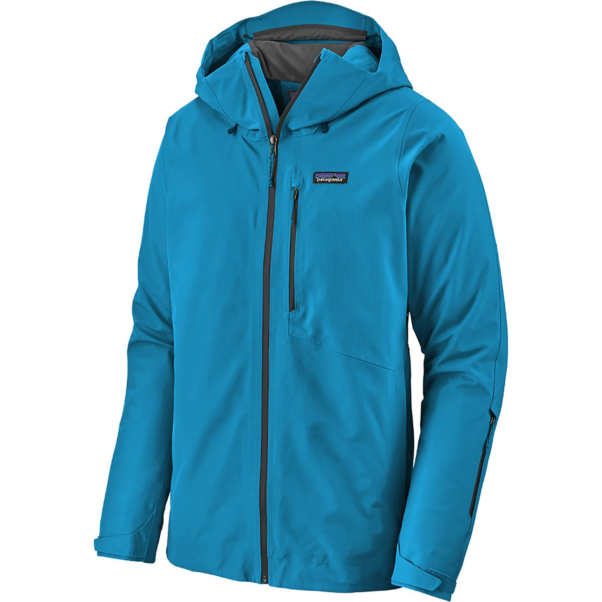photo: Patagonia Powder Bowl Jacket snowsport jacket