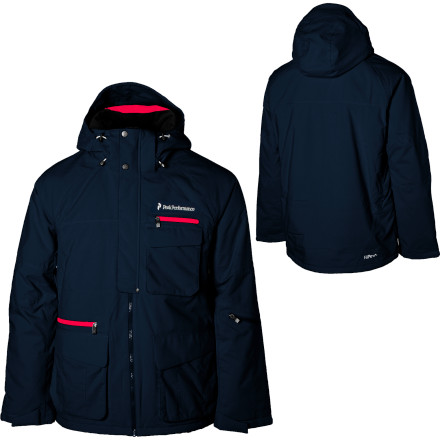 Peak Performance Switch Jacket
