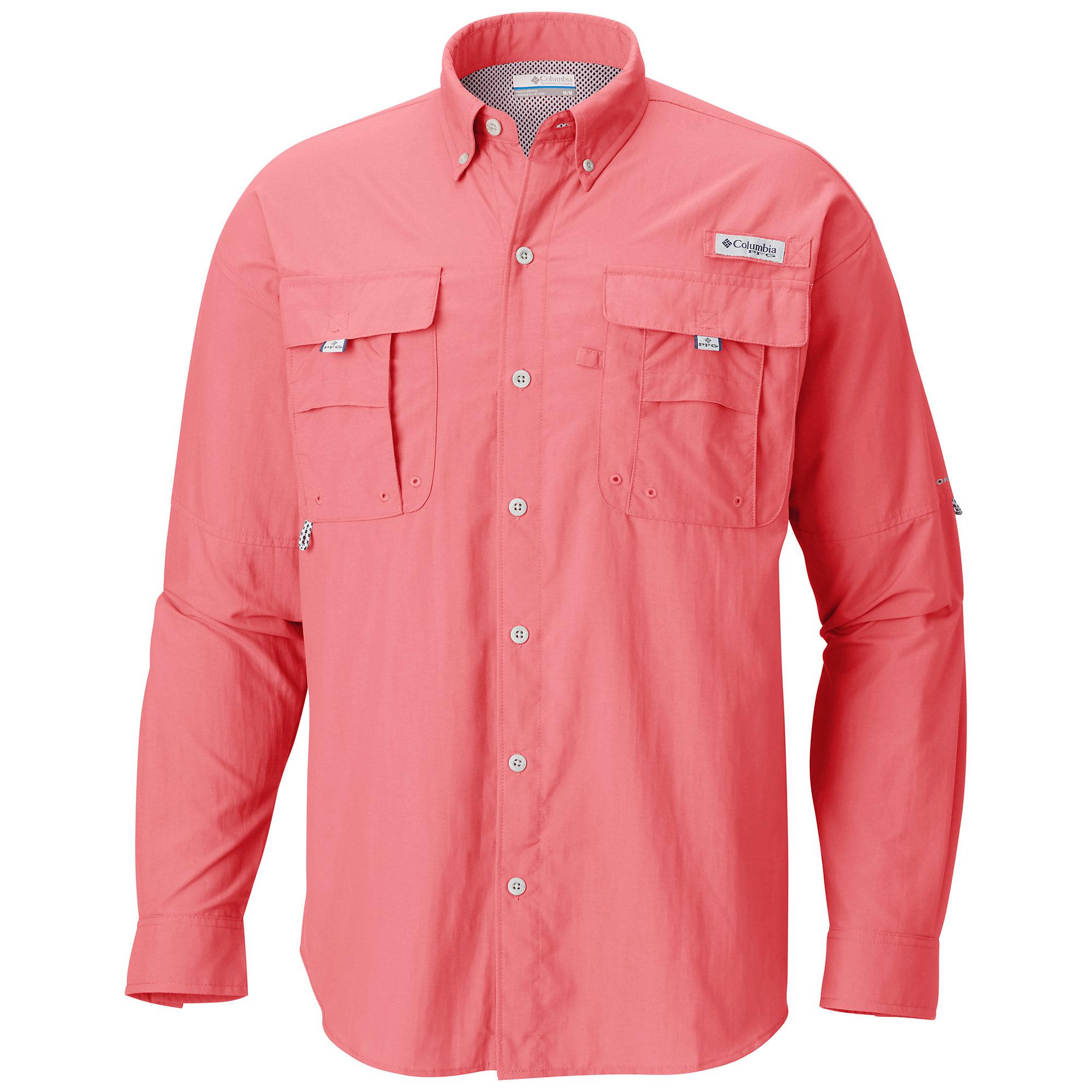 photo: Columbia PFG Bahama II Long Sleeve Shirt hiking shirt