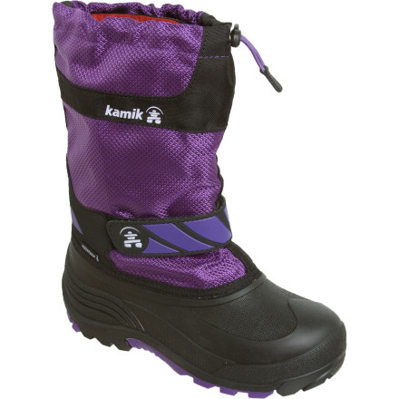 photo: Kamik Girls' Snowday Boot winter boot