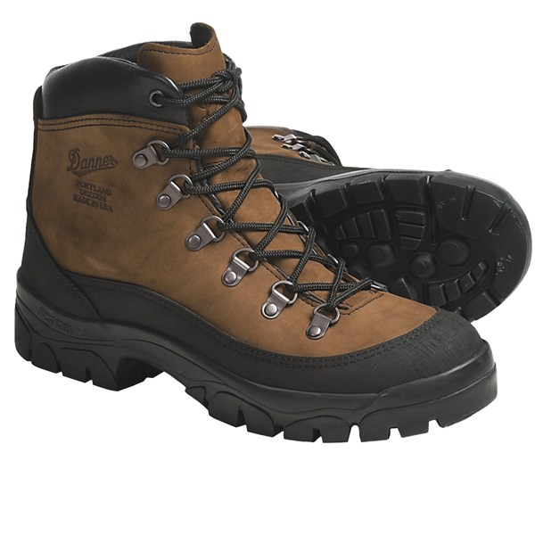 photo: Danner Combat Hiker Gore-Tex hiking boot