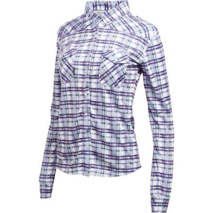 photo: DaKine Cheyenne Shirt hiking shirt