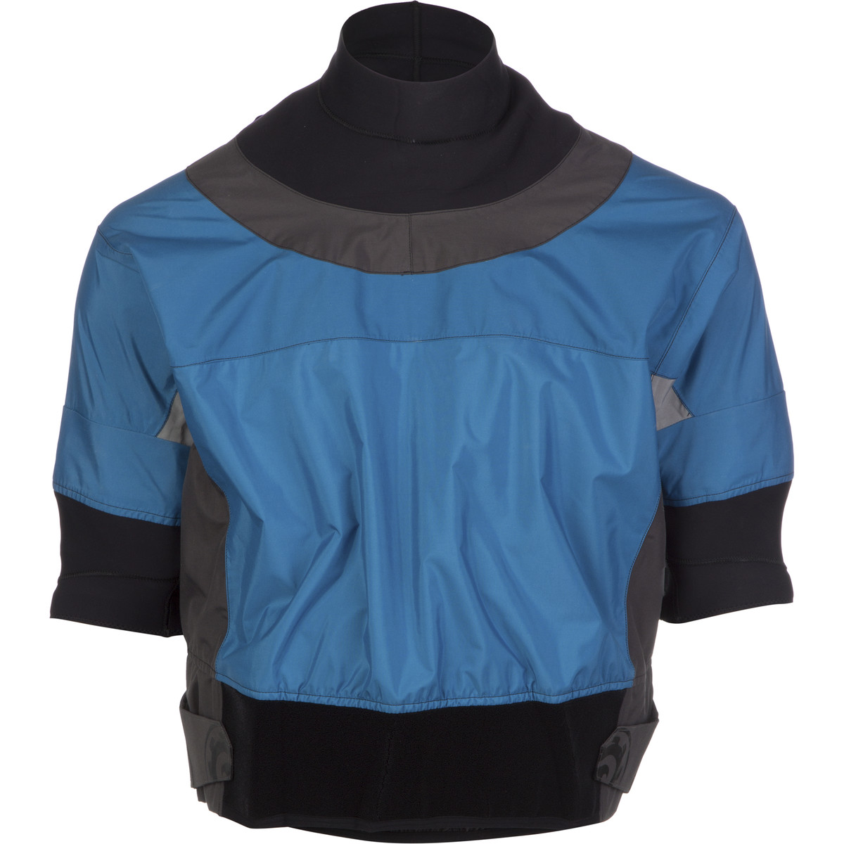 photo: Bomber Gear Hydrobomb Short Sleeve Dry Top short sleeve paddle jacket