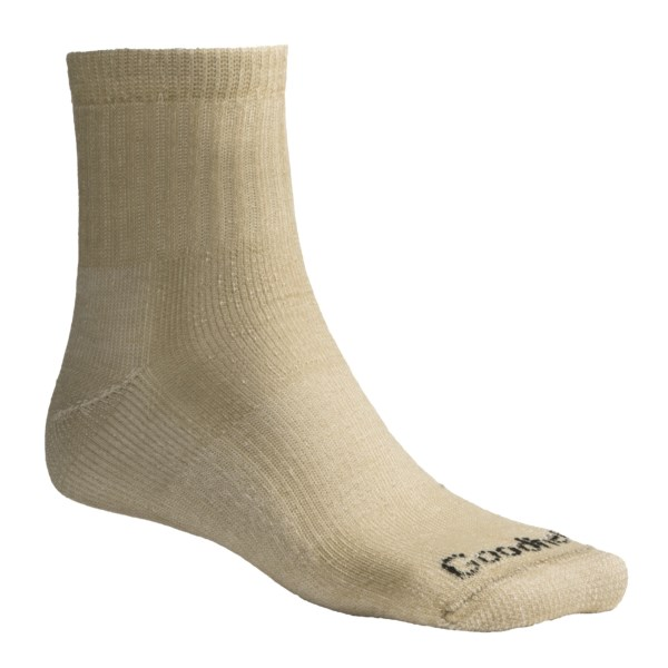 Goodhew 1/4 Crew Hiking Sock