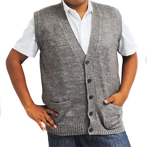 photo:   Celitas Design Alpaca Vest vest