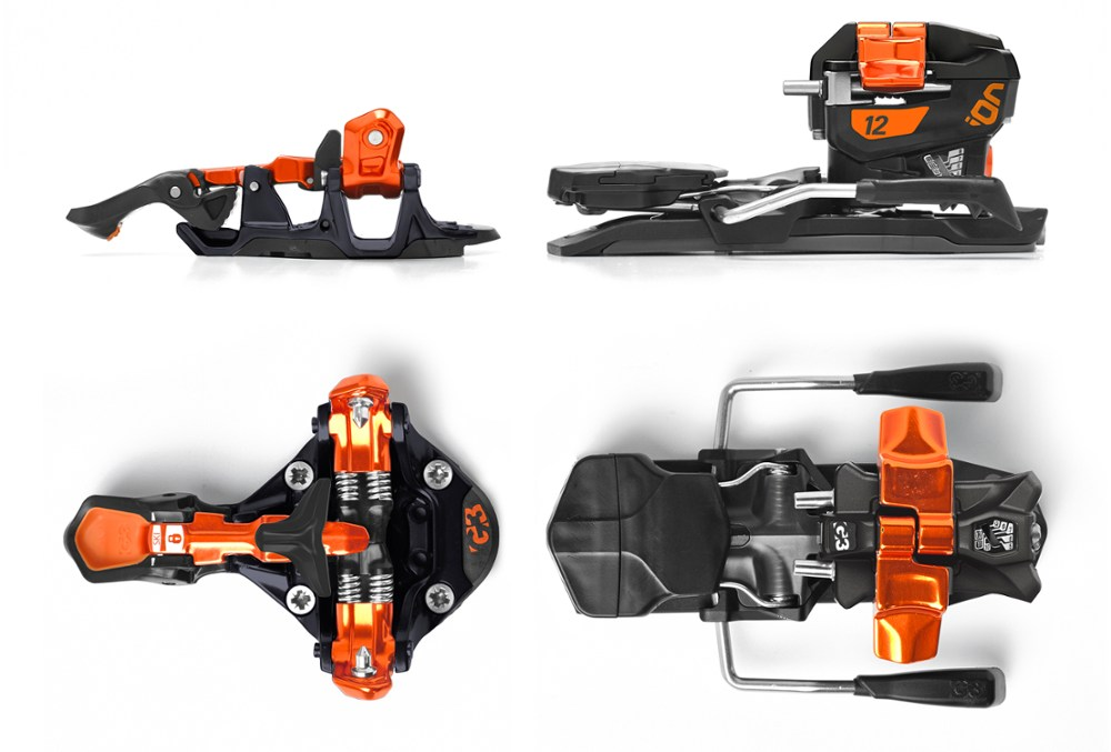 photo: G3 ION 12 alpine touring binding