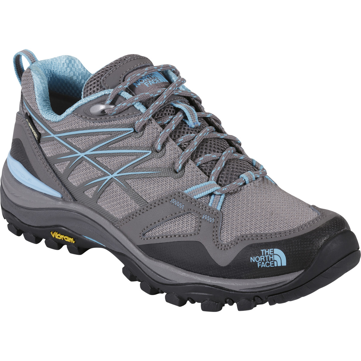 photo: The North Face Women's Hedgehog Fastpack GTX trail shoe