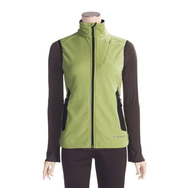photo: ExOfficio Wind Logic Vest fleece vest