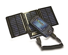 photo: Energizer SP2000 solar charger