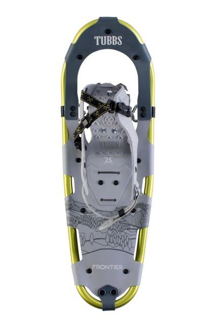photo: Tubbs Frontier Series recreational snowshoe