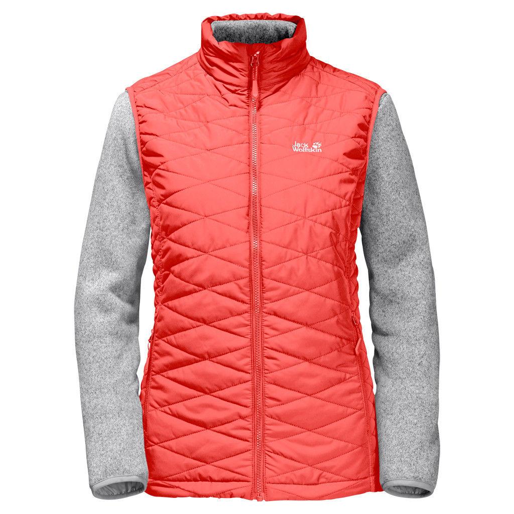 photo: Jack Wolfskin Caribou Glen component (3-in-1) jacket