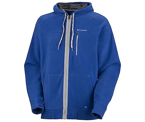 photo: Columbia Get Stoked Hoodie fleece jacket