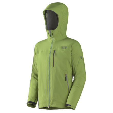 photo: Mountain Hardwear Carnic Jacket waterproof jacket