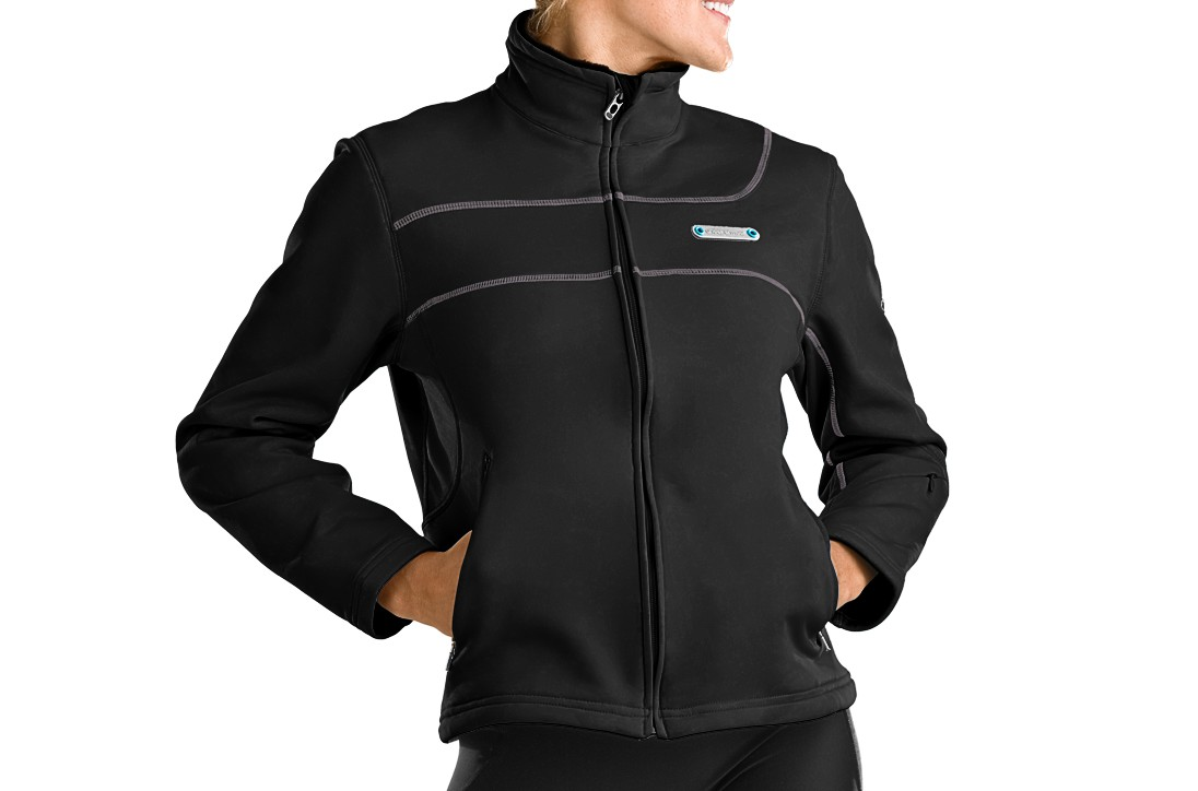 photo: Under Armour Women's Dervos Jacket fleece jacket