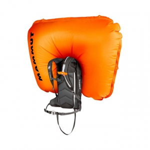 photo: Mammut Flip Removable Airbag 3.0 avalanche airbag pack