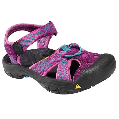 photo: Keen Girls' Raleigh sport sandal
