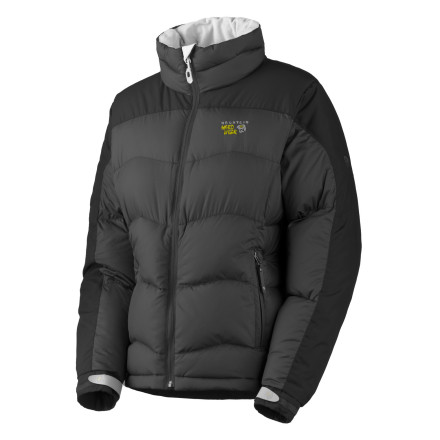 photo: Mountain Hardwear Women's Sub Zero Jacket down insulated jacket