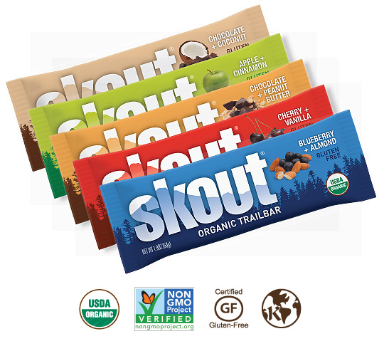 Skout Trailbar Sampler