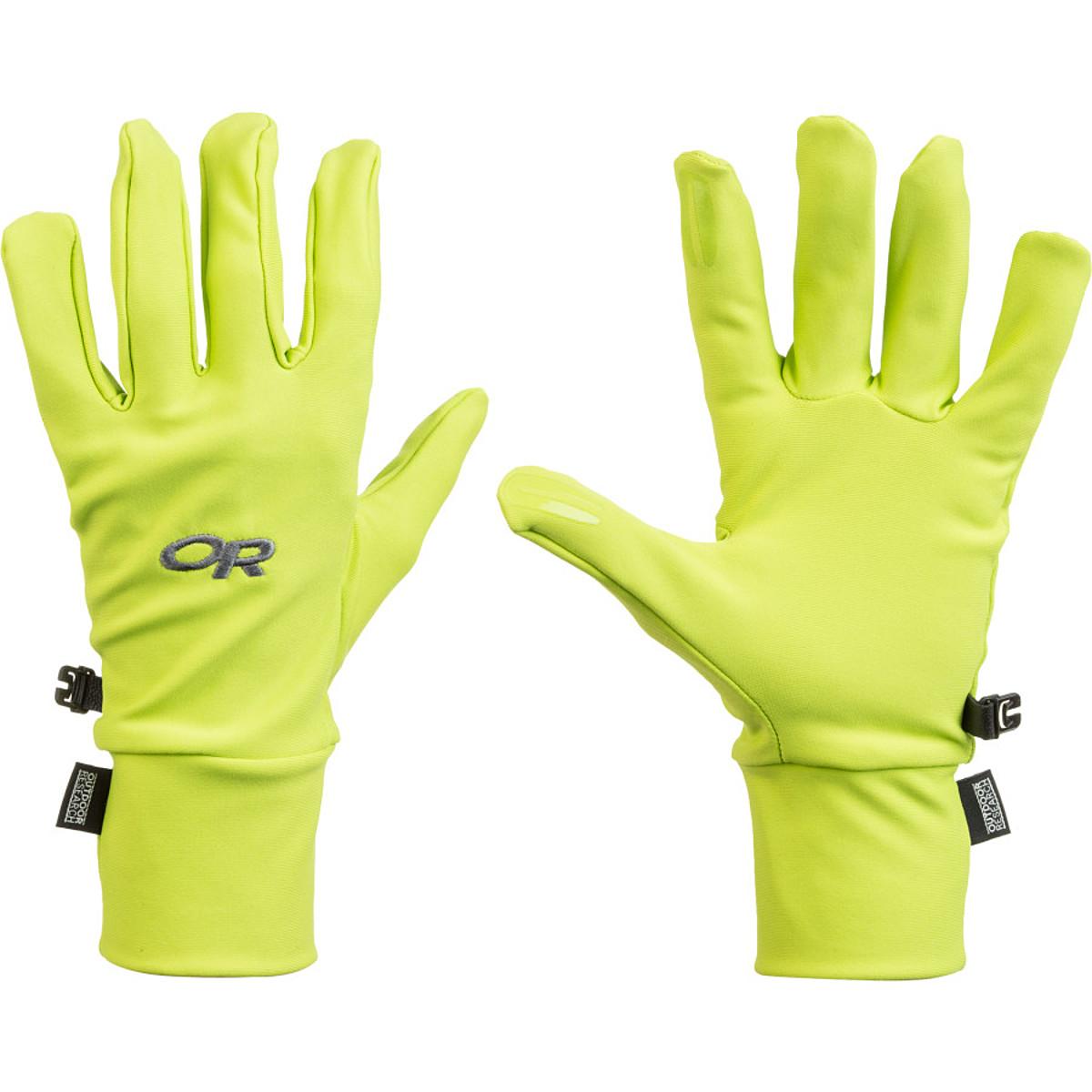 photo: Outdoor Research Women's PL Base Gloves fleece glove/mitten