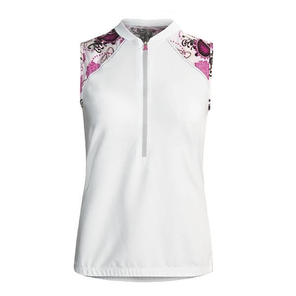 Skirt Sports Cycling Jersey Sleeveless