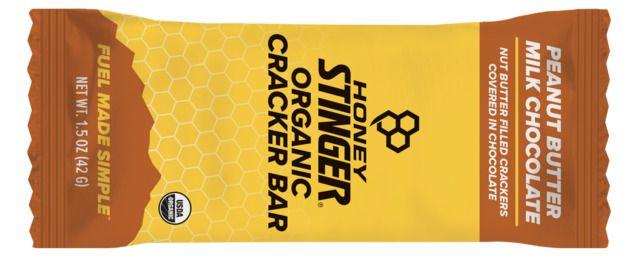 Honey Stinger Organic Cracker N' Nut Butter Snack Bar