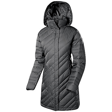 photo: Isis Dee-Liteful Coat down insulated jacket