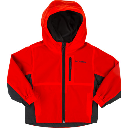 photo: Columbia Big Jump II Jacket waterproof jacket