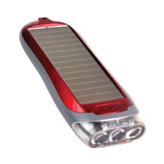 eGear Solar Pull LED Light