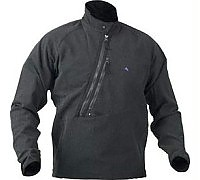 photo: Klattermusen Mithril Sweater soft shell jacket